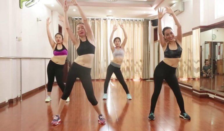 4 Bài tập thể dục mỗi sáng