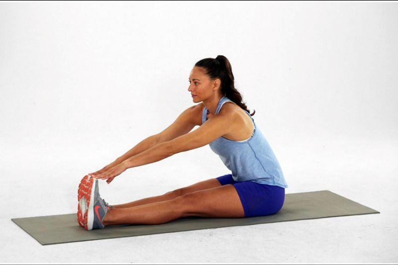 Chiều cao sẽ được cải thiện một cách tối đa nếu bạn áp dụng bài tập căng giãn chân thường xuyên