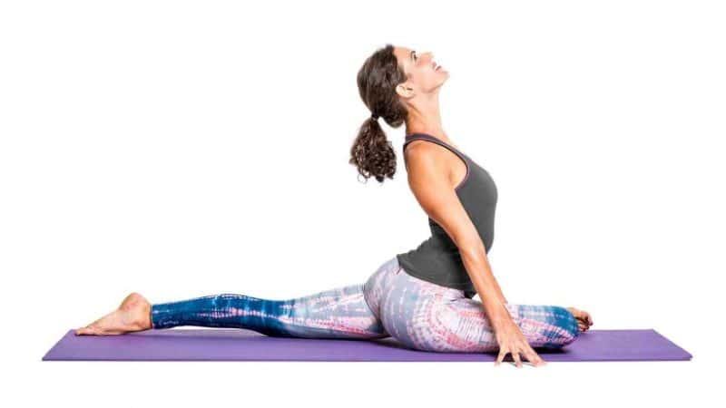 Bài tập này trên thực tế là một tư thế yoga thông thường