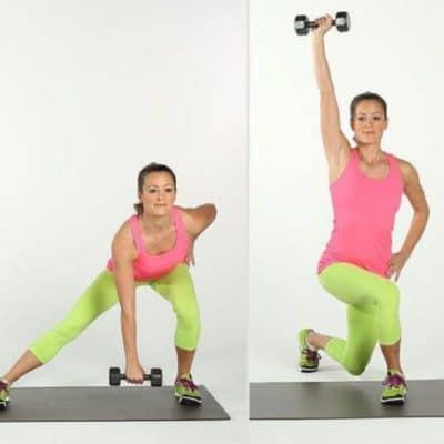 Bài tập giảm mỡ đùi, bắp chân nhanh, hiệu quả nhất!