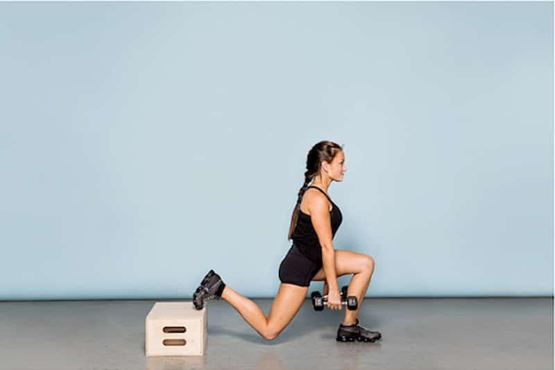 Bulgarian Split Squat giúp người tập tăng khả năng cân bằng