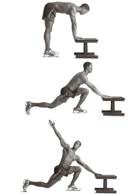 Plex cũng là bài tập khởi động trong Yoga hiệu quả được nhiều người áp dụng
