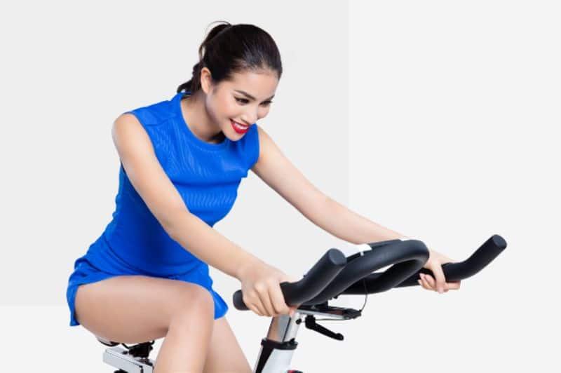 Bài tập đạp xe giúp bạn có thể cải thiện vùng mông một cách nhanh chóng
