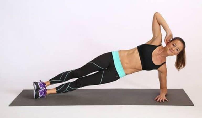 12 bài tập Plank