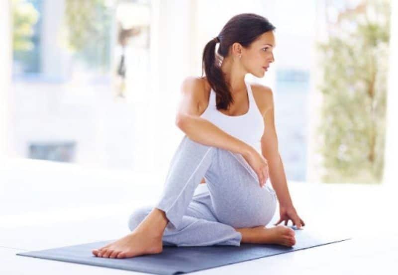 Tư thế yoga - Bài tập có khả năng tăng cường sự dẻo dai