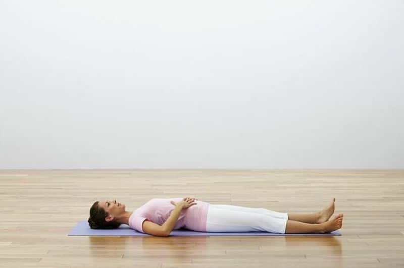 Căng người - Bài tập giúp thư giãn cơ thể nhanh chóng nhất
