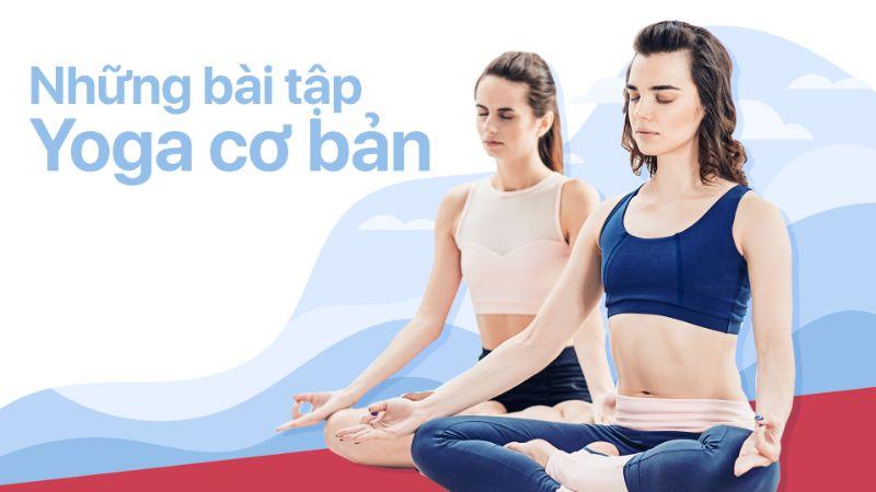 Bài tập yoga cơ bản giúp người cao tuổi cải thiện độ linh hoạt và khỏe khoắn