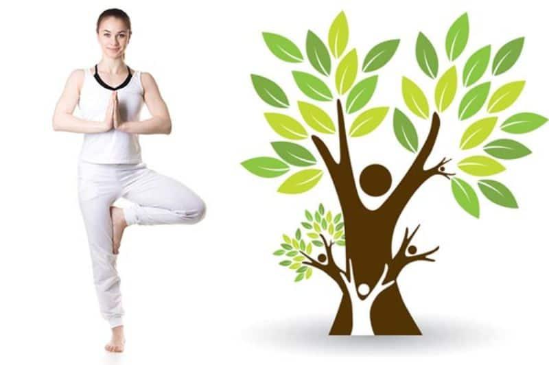 Tree Pose là bài tập có khả năng tăng cường sức mạnh cho đôi chân