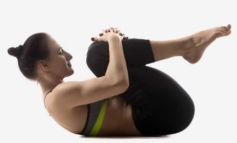 Bài tập nằm xả hơi có tác dụng giảm cân rất tốt chị em phụ nữ