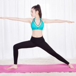 Bài tập yoga chiến binh 2 giảm cân hiệu quả