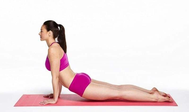 Bài tập rắn hổ mang giúp giảm cân hiệu quả