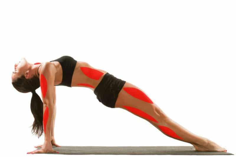 Bài tập chống đẩy ngược hay còn gọi là Upward Plank Pose