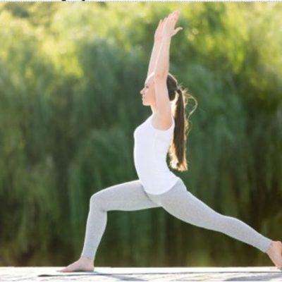 Những bài tập yoga giảm mỡ bụng siêu nhanh
