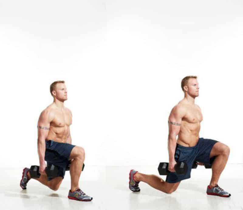 Để có được một đôi chân khỏe mạnh, săn chắc thì bạn không nên bỏ qua bài tập bước chân thấp