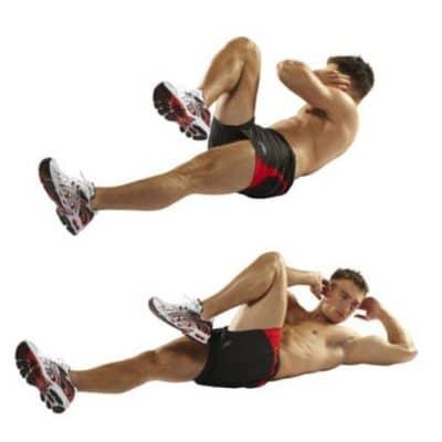 các bài tập gym cho nam tại nhà + phòng Gym