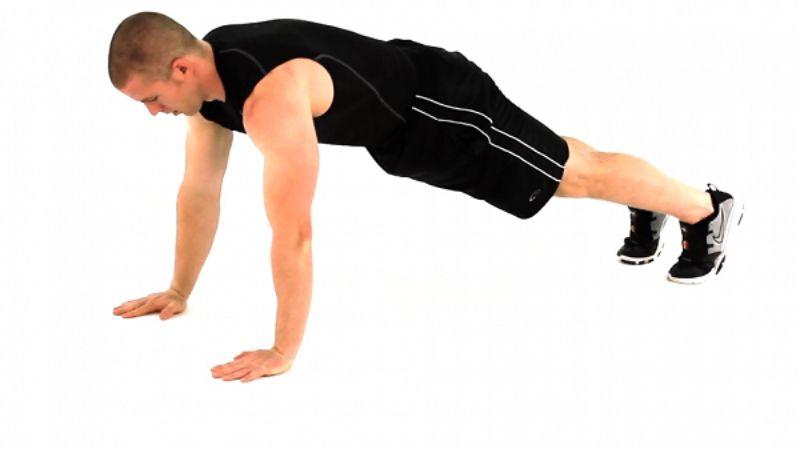 Bài tập Plank có khả năng làm giảm mỡ bụng và hình thành cơ bụng 6 múi