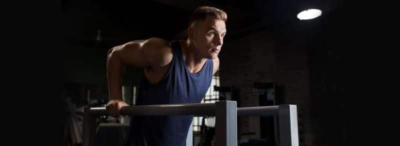 Bài tập Dips Triceps – Hít xà kép để cơ tay sau to khỏe