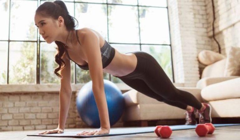 Các bài tập giảm cân hiệu quả