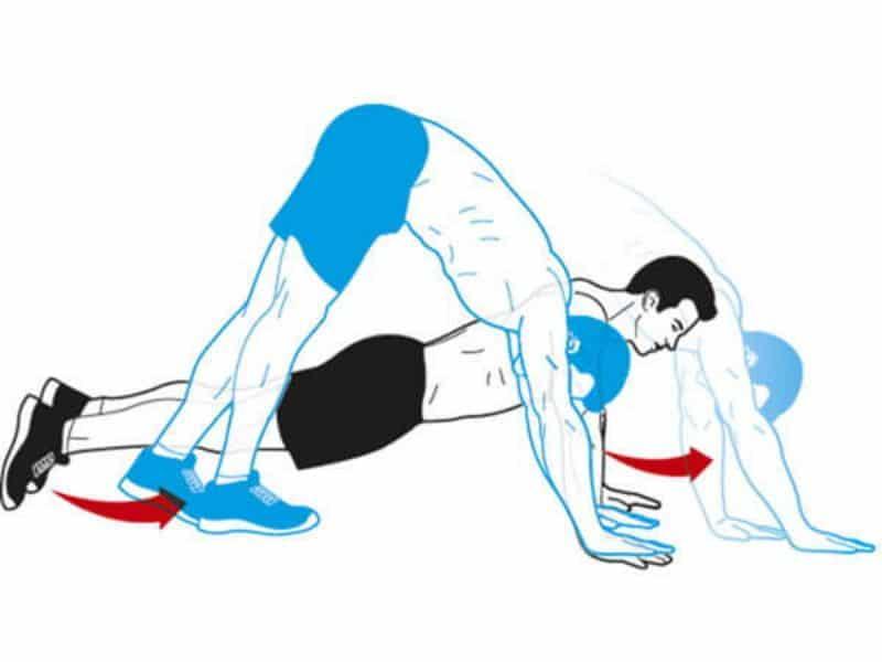 Nếu muốn sở hữu một cơ bụng 6 múi nhanh chóng thì sâu đo chính là bài tập không nên bỏ qua