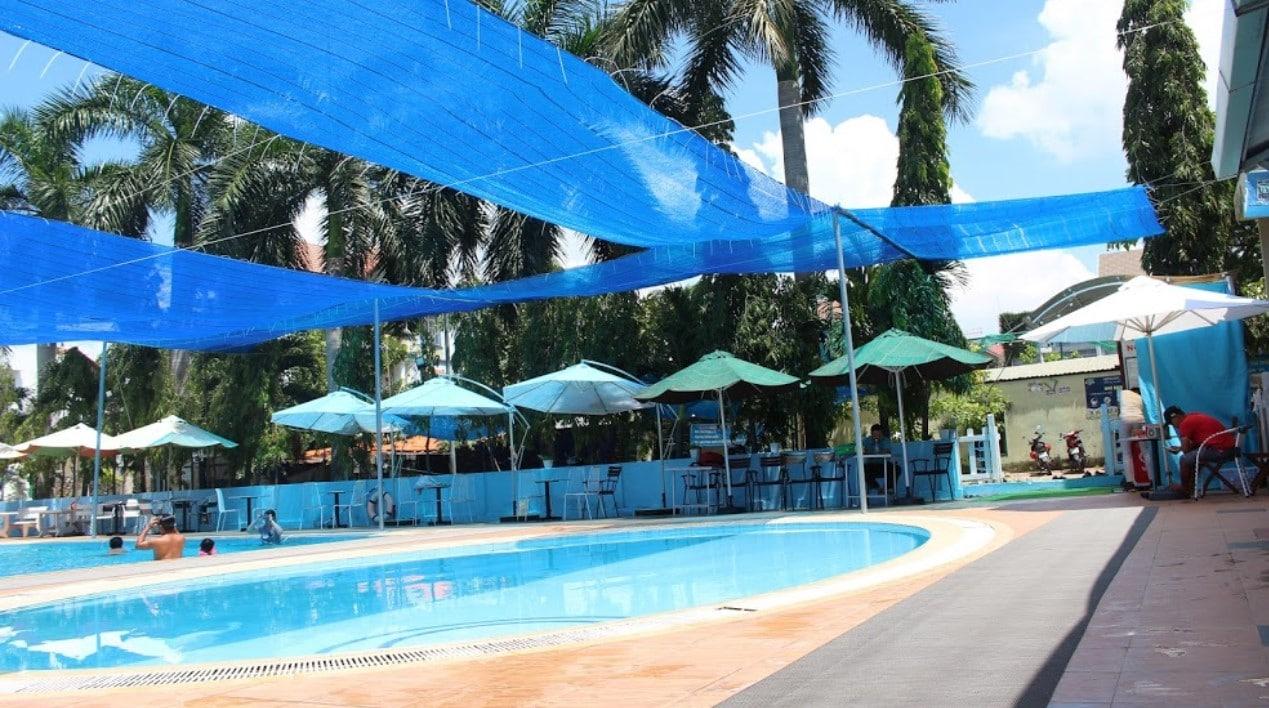 Hồ Bơi Chung Cư Vstar