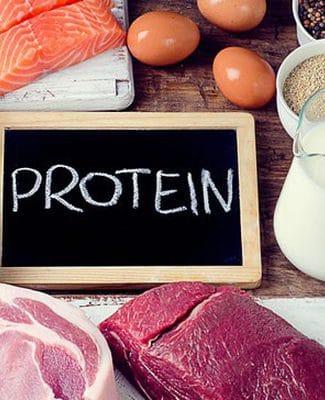 Những loại thực phẩm giảm cân giàu đạm