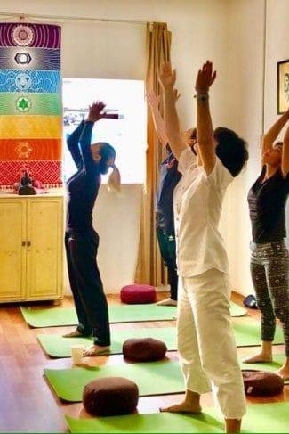 Phòng tập yoga tốt nhất quận 1