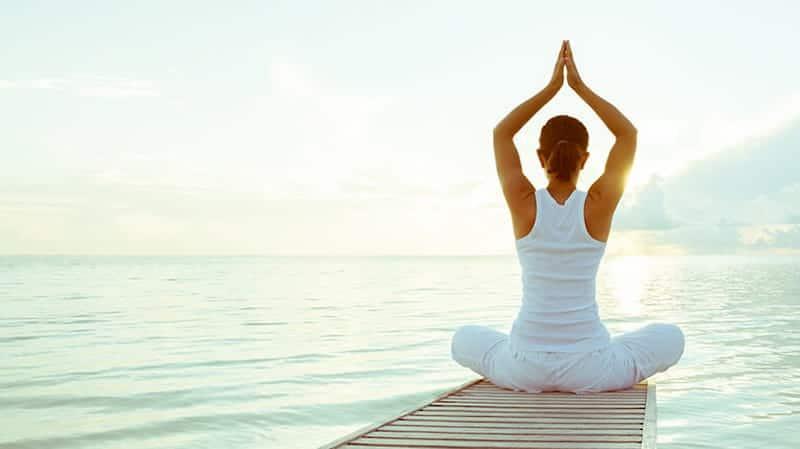 Thiền Yoga còn có tác dụng giảm đau và trị bệnh