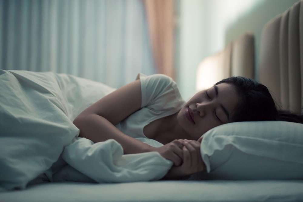 Nên cải thiện cả giấc ngủ ban đêm