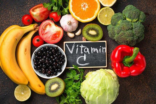 Khác phục rạn da khi tập thể hình bằng 1 chế độ ăn tăng cư�ng vitamin