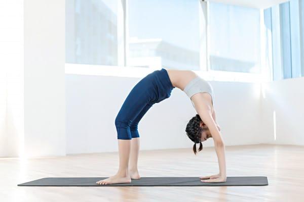 Bài tập tư thế bánh xe trong Yoga