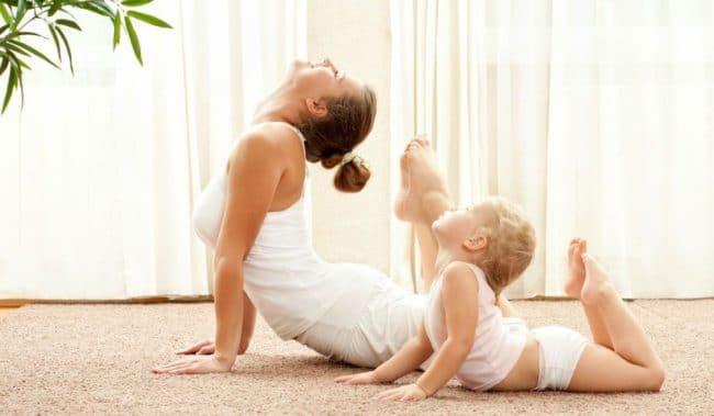 Lưu ý khi cho trẻ em tập Yoga